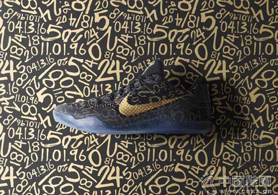 "Nike Kobe 11 Elite ""Mamba Day"" iD"
