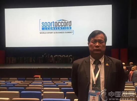 匹克董事长许景南:建国际品牌,布局全球化