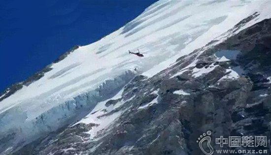 2016珠峰攀登季允许直升机运送物资到C1营地