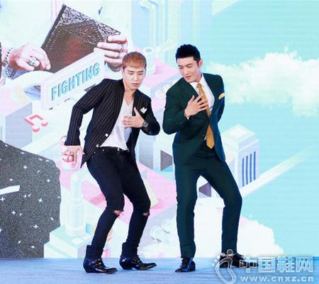 Bigbang勝利、黃曉明