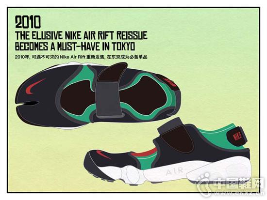 Nike 忍者鞋 20 周年再推新系列