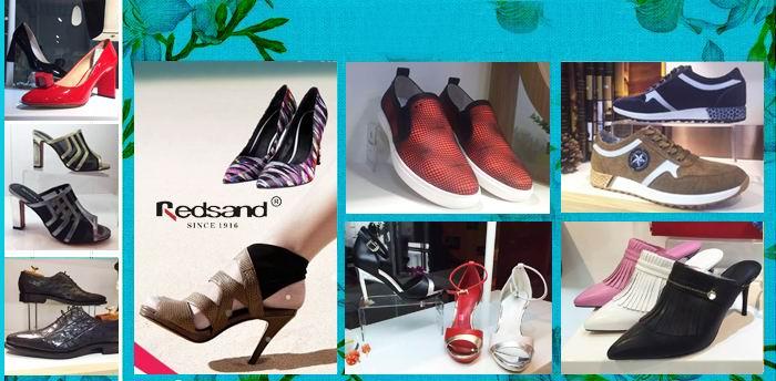 红砂男女鞋包新款产品
