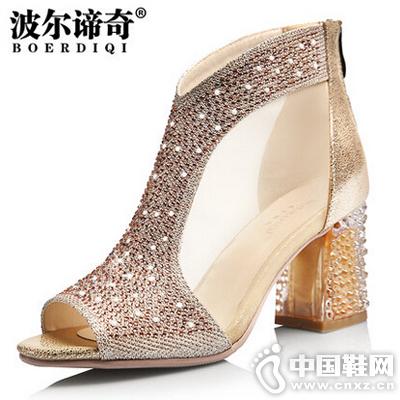 波尔谛奇2016夏季新款凉鞋,你拥有了?不锈钢落地盆图片