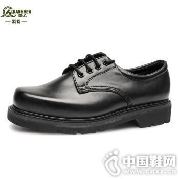 3515强人2016新款牛皮橡胶底耐磨工装鞋