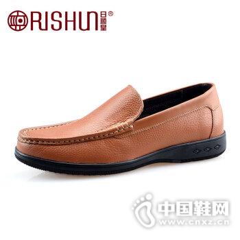 丢掉黑皮鞋 换双日顺皇2016新款彩色皮鞋