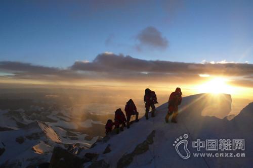 有关登山的气象常识