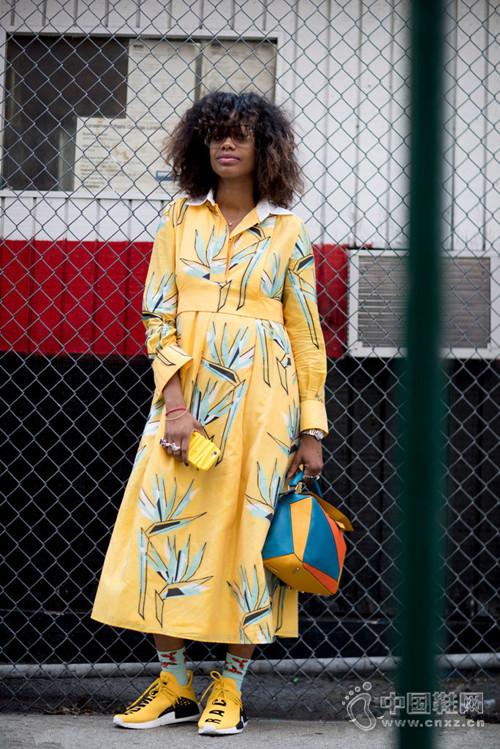 2017春夏时装周首波街拍 潮人们个个都穿好美