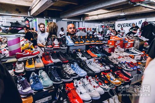 2016 Sneakerness 巴黎站球鞋展会现