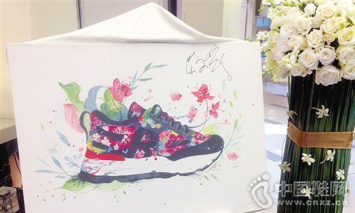 鞋子画法步骤图