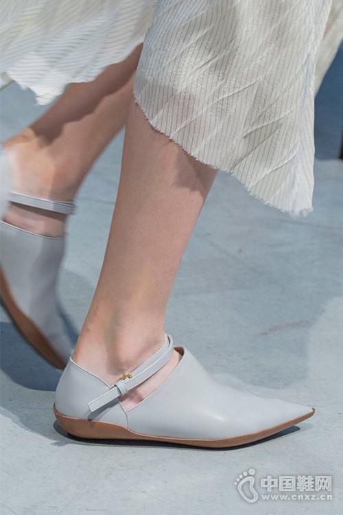 米蘭時裝周美鞋 明年該穿什麽趕緊挑好