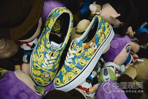 Vans & Disney 2016 联名鞋履系列