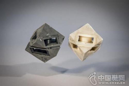 """麻省理工再现""""黑科技"""" 可3D打印减震材料"""