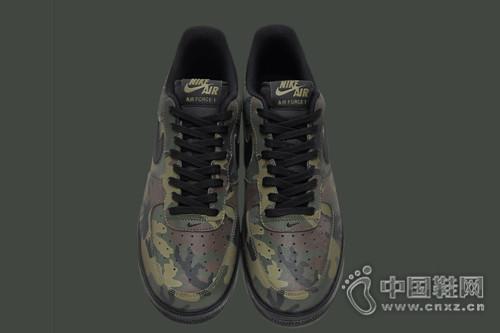 軍事狂熱!日本限定「Nike AIR FORCE 1 07 LV8」atmos 獨家開賣