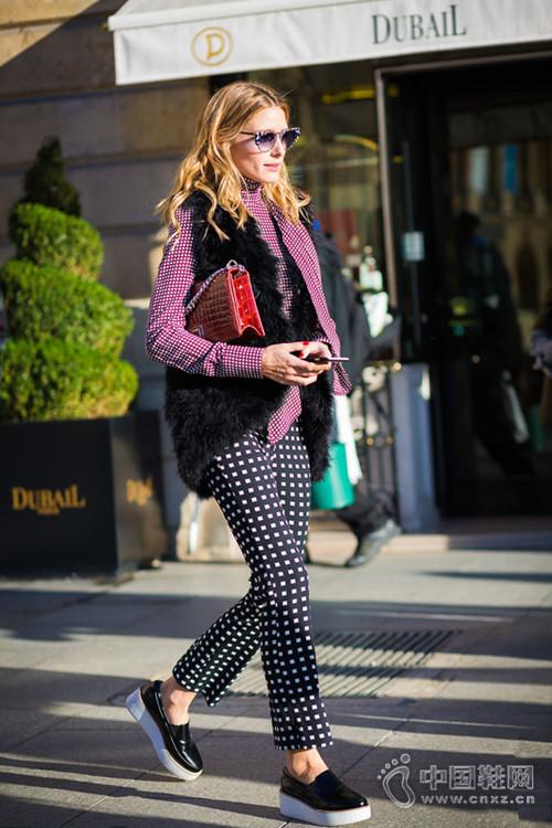 olivia秋冬私服街拍,启发你的穿衣灵感