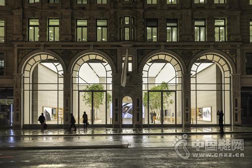 Apple 伦敦 Regent Street 分店