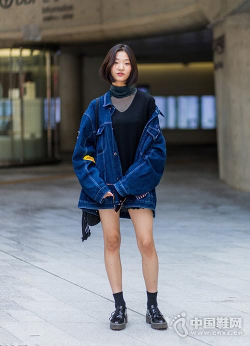 看了首尔时装周才知道 时髦的亚洲姑娘爱穿这些