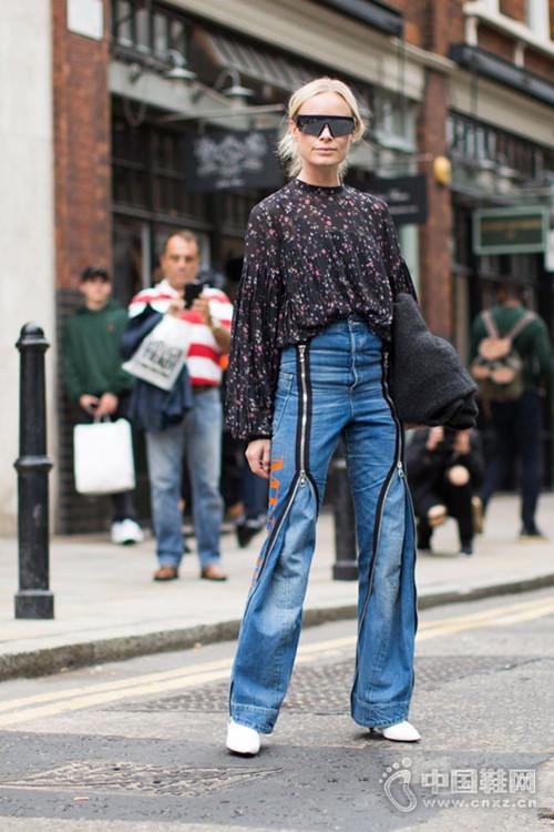 本周这么搭 套秋裤也能美出时髦轻盈