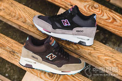New Balance 中筒鞋款 NB1500 Midtop 最新配色