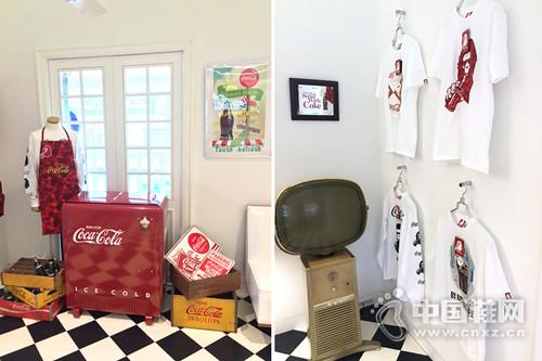 A Bathing Ape x Coca-Cola 联乘系列期间限定店