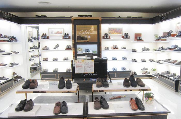 沙馳獨家授權經銷商自己制售假鞋