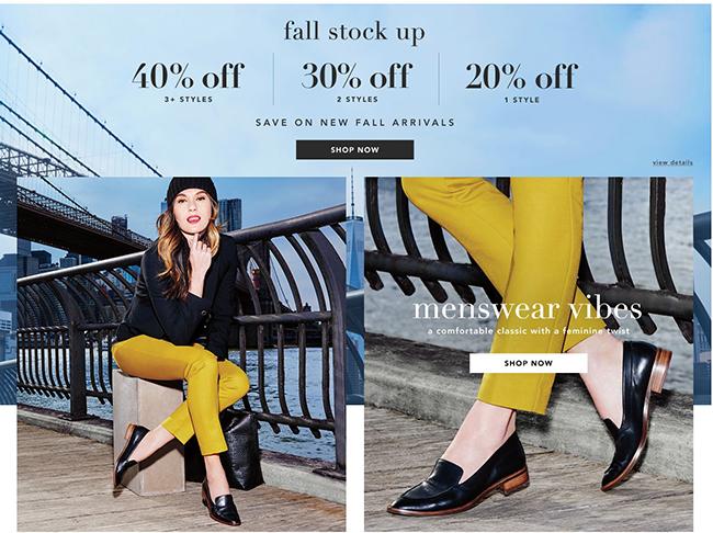 美國女鞋零售商 Aerosoles 提交破產保護申請