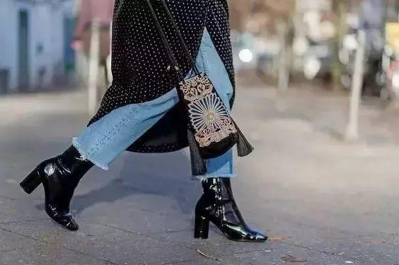 丹比奴潮流 最全的冬季鞋履搭配示范,这个冬天要一直美下去!