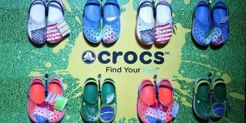 crocs卡骆驰休闲鞋
