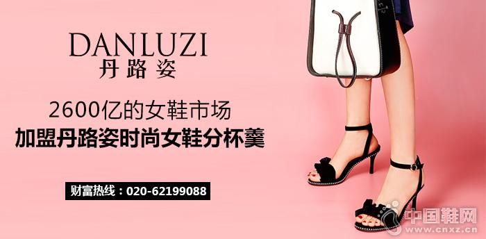 2600亿的女鞋市场 加盟丹路姿时尚女鞋分杯羹