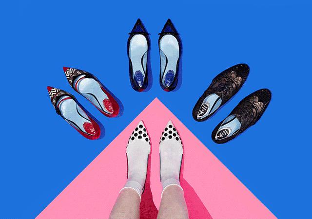 丹比奴鞋履潮流|春夏必备超美腻鞋子清单 粗腿胖脚也能穿!