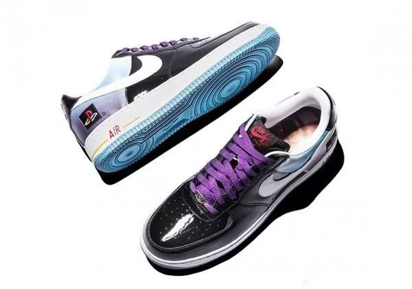 Nike、PlayStation联名鞋复刻 Xbox闪绿光鞋款较劲