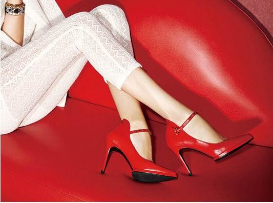 夏天穿什么鞋子好?dambolo丹比奴女鞋 显高显瘦 真的hin好看!