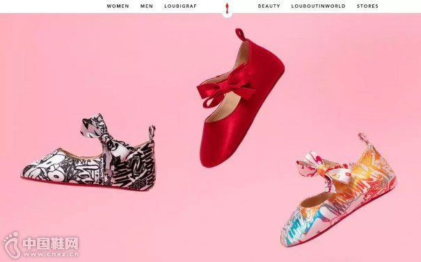 Christian Louboutin推出婴儿鞋胶囊系列 全球限量600双