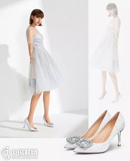 ZSAZSAZSU莎莎苏2019春夏新款一克拉系列女鞋