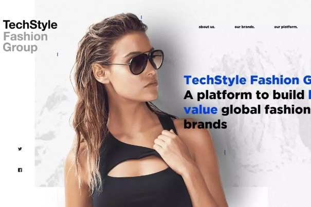 美国女歌手Rihanna内衣品牌TechStyle如何运作时尚电商公司的?