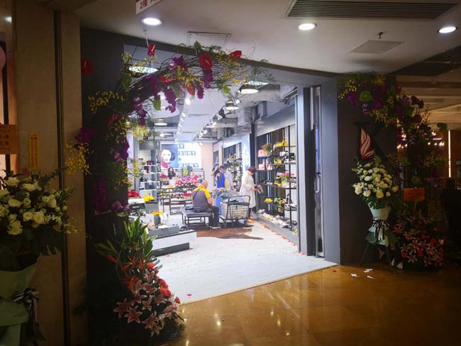引领时尚,分享财富——K牌公司总部旗舰店隆重开业