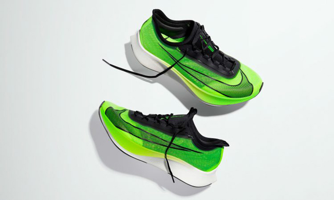 Nike 发布全新 Zoom Fly 3 鞋款