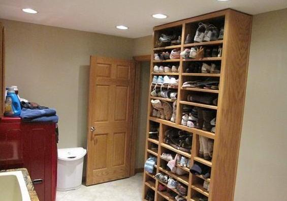 家里的鞋子乱放会影响运势!快去收一下你的鞋柜