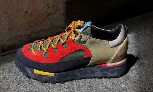 Acne Studios 加入 Hiking Shoes 行列,不過這外形有點眼熟?