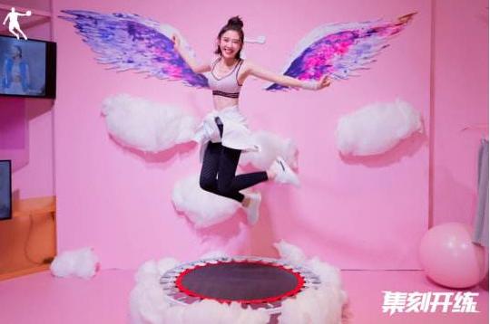乔丹体育签唐艺昕为形象代言人 发布女子运动系列新品