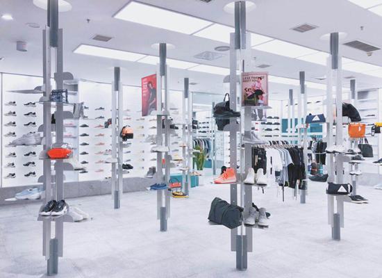 "COZY STEPS LAB店""燃""行西安 品牌升级打开零售新局面"