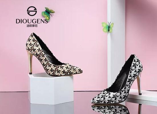 迪欧摩尼法式女士鞋履:好而不贵,为你带来时尚感!