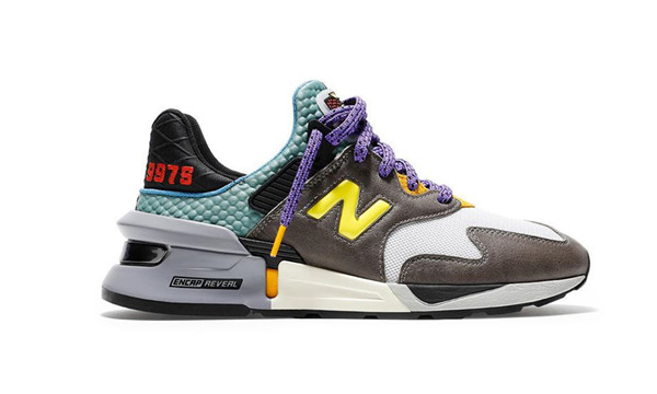 """No Bad Days"",Bodega 公布全新 New Balance 997S 聯名設計"