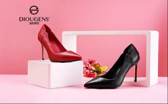 迪歐摩尼經典女鞋品牌店:讓加盟商開店選貨更自主!