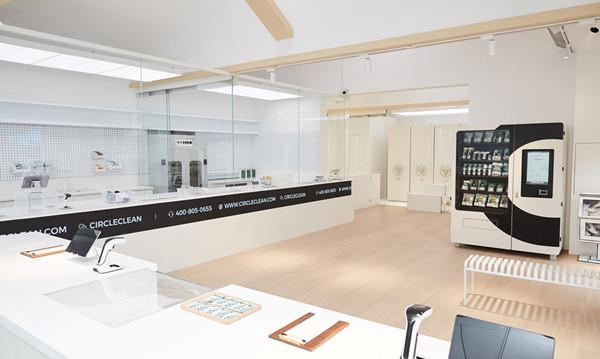 澳门金沙网站官网:CIRCLECLEAN 上海球鞋洗护体验店正式开业