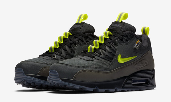 "The Basement x Nike Air Max 90 ""Manchester"" 配色官方图片公布"