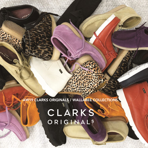 Clarks Originals 大阪 Pop-Up 限定店正式開幕