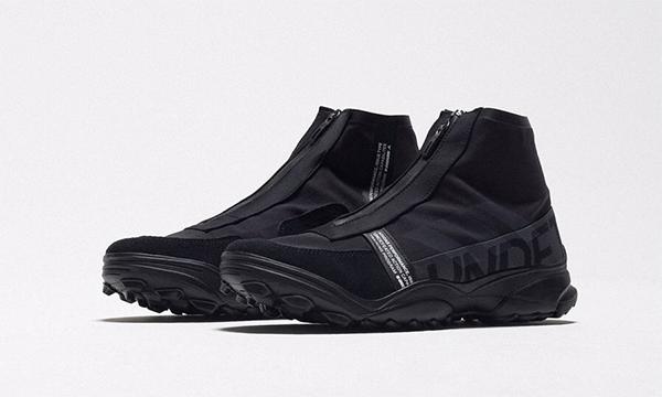 UNDEFEATED 與 adidas 打造防水聯名款 GSG9
