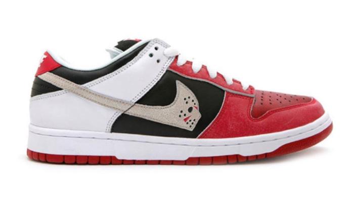 Nike 为SB Dunk Low 鞋款推出《十三号星期五》主题配色