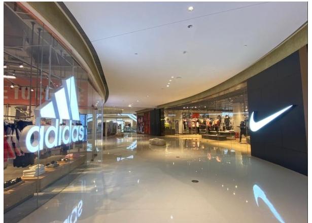 Nike,Adidas,和那些即將消失的運動品牌