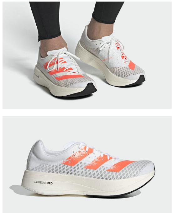 阿迪達斯 adios Pro 全新碳板跑鞋首次曝光,超復雜中底設計